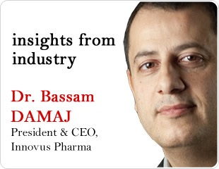 Patient compliance: an interview with Dr. Bassam Damaj, CEO of Innovus Pharma