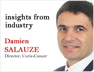Chemotherapy devices: an interview with Damien Salauze, head of Curie-Cancer