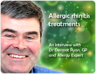 Allergic rhinitis (hay fever) treatments