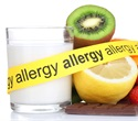 Pre-treatment with antihistamines may suppress gastrointestinal symptoms of food allergy