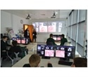 School children participate in The Next Big Thing Challenge at Siemens offices in Frimley