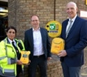 University of Leicester installs community use defibrillators for staff, students and public