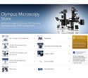 Olympus launches new Microscopy web store for easy, convenient shopping experience
