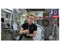 Astronaut Kate Rubins transmits unique message to organizers of World Extreme Medicine Exposition